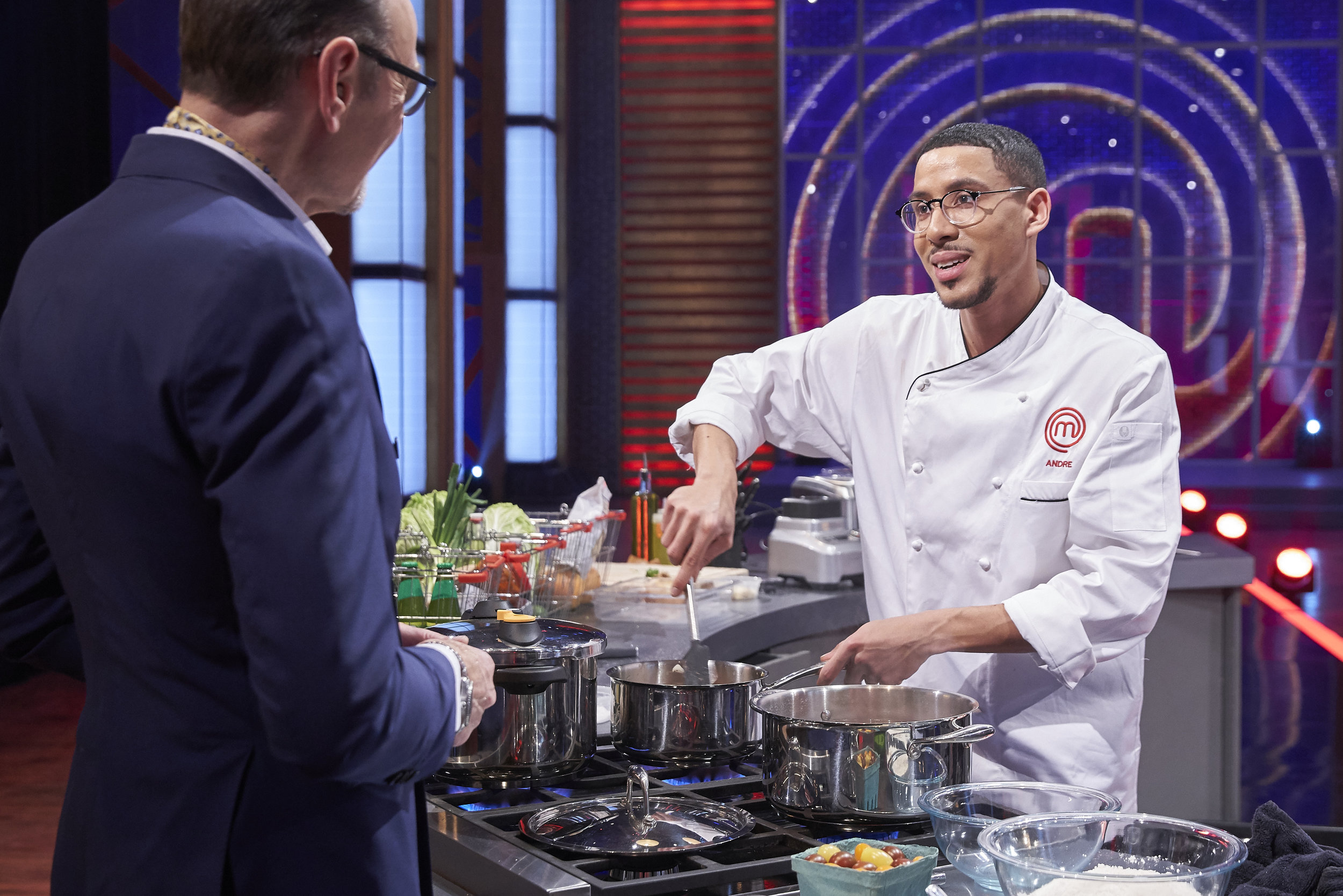 MasterChef Canada runner-up Andre Bhagwandat