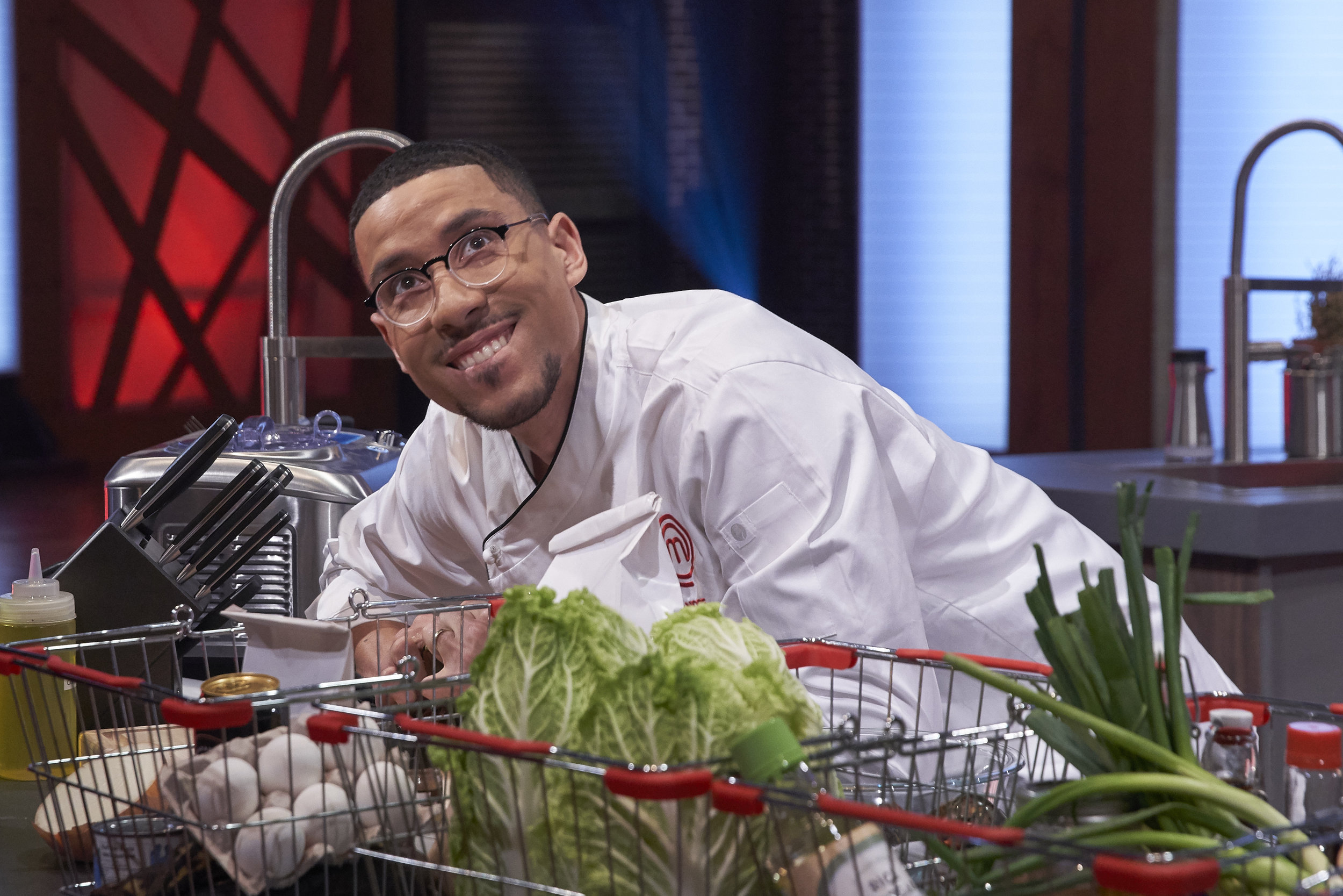 Andre Bhagwandat enjoyed his run in the MasterChef Canada competition