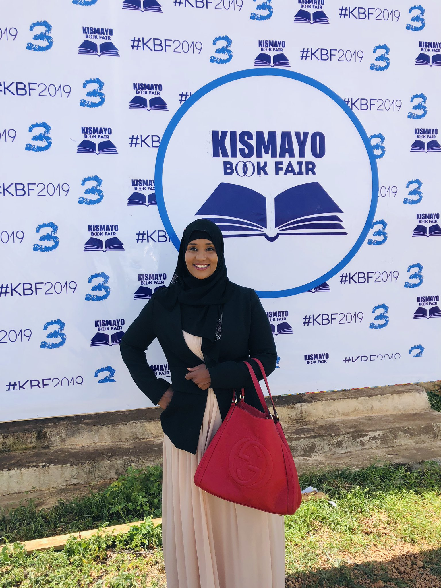 Hodan Nayaleh attended the Kismayo Book Fair a few days before her death