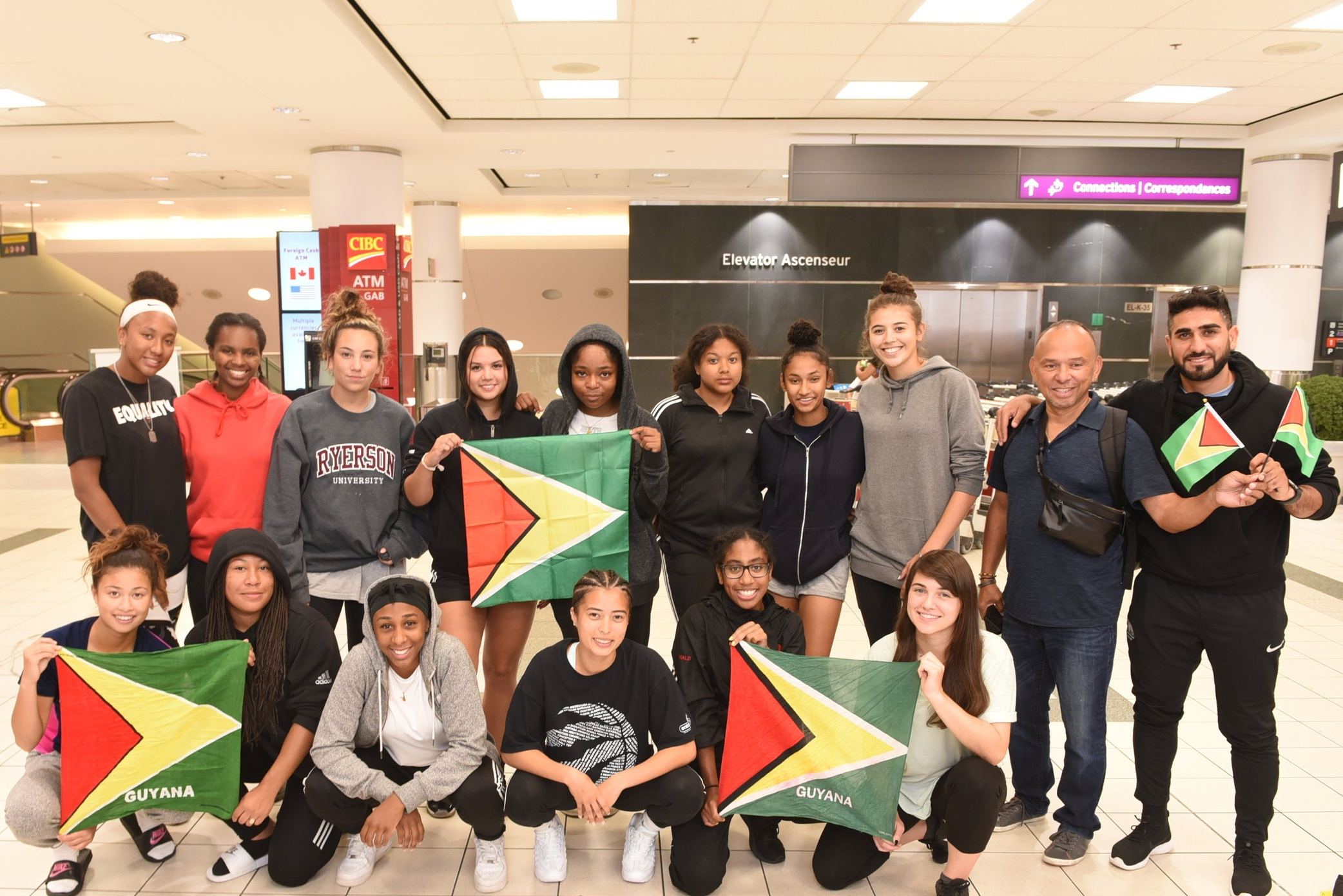 The Canadians who helped Guyana to an unbeaten record