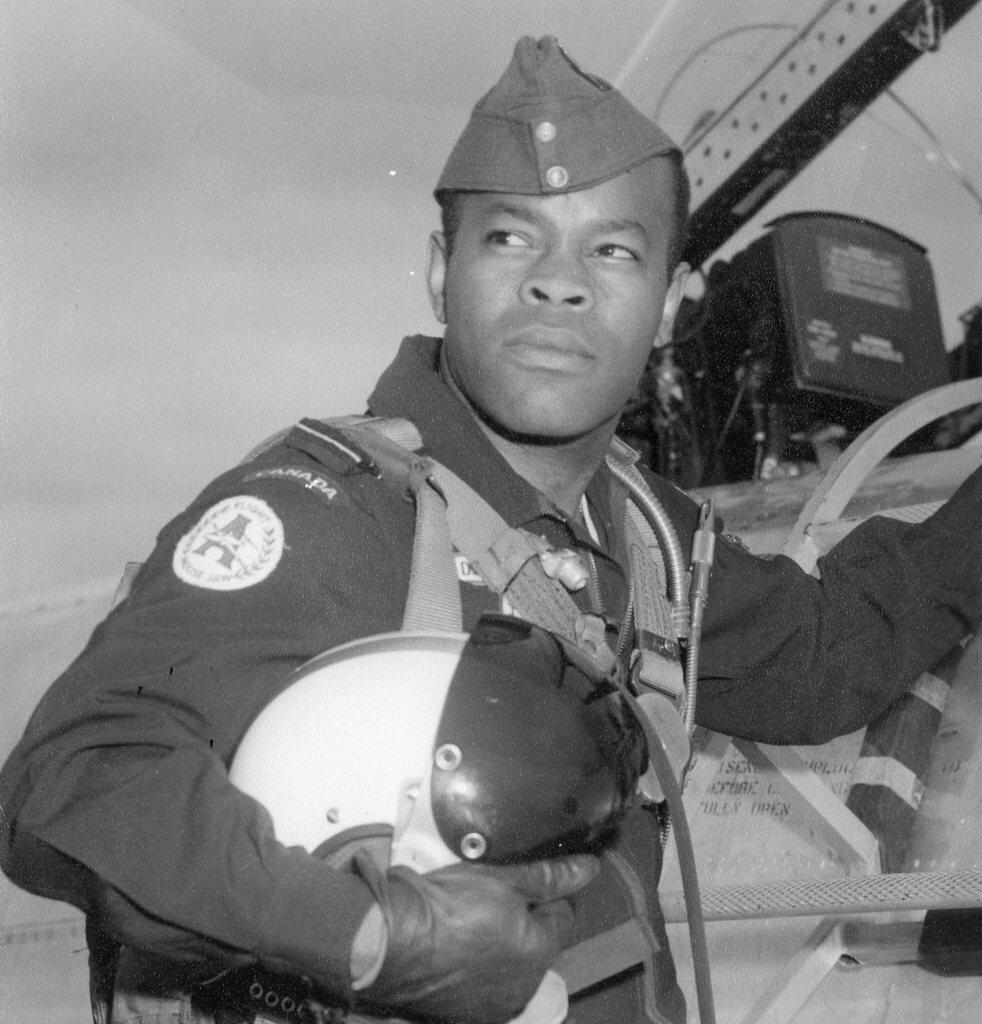 Dr. Stephen Blizzard was an RCAF Flight Surgeon