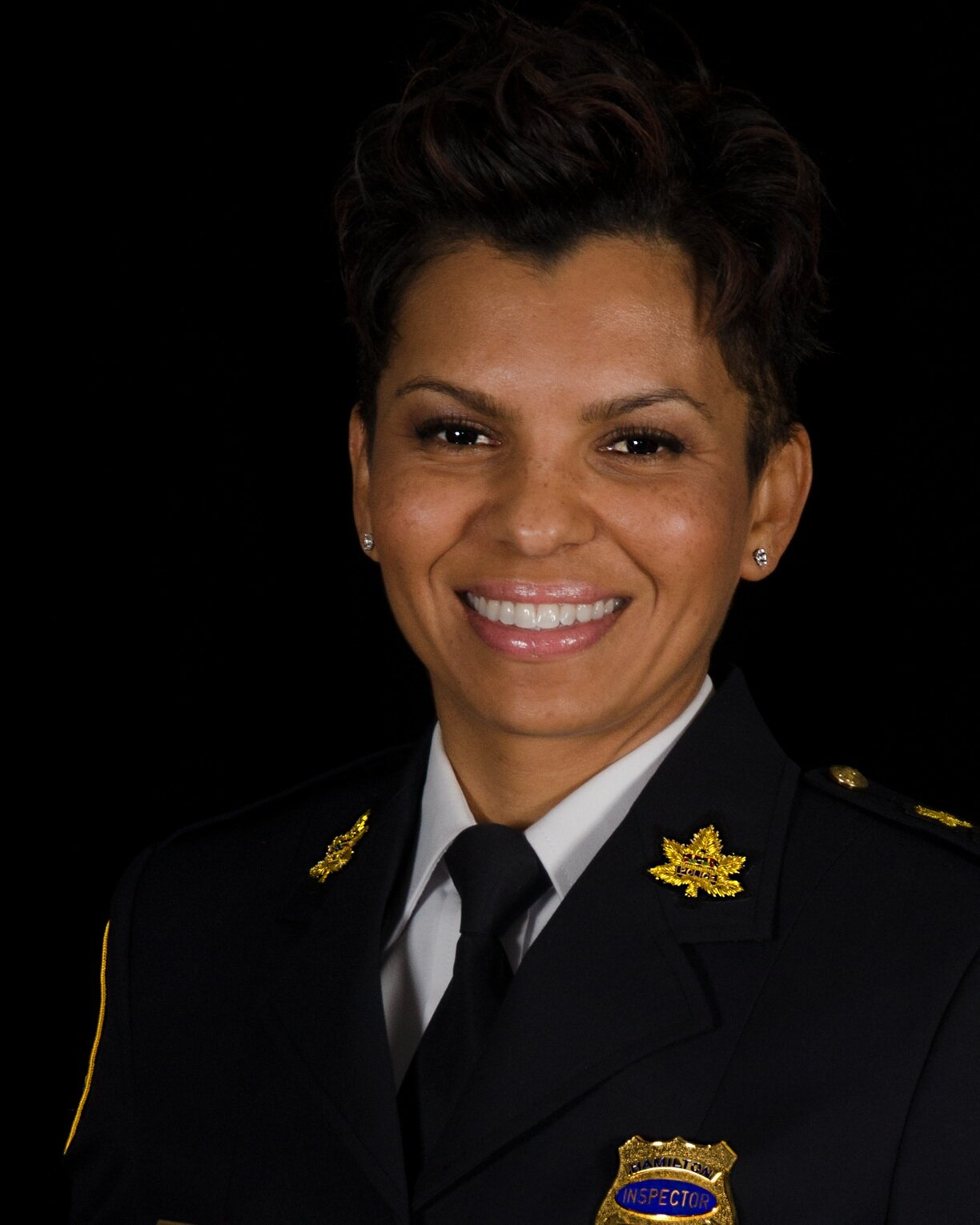 Treena MacSween is Hamilton Police Service's first Black female Superintendent