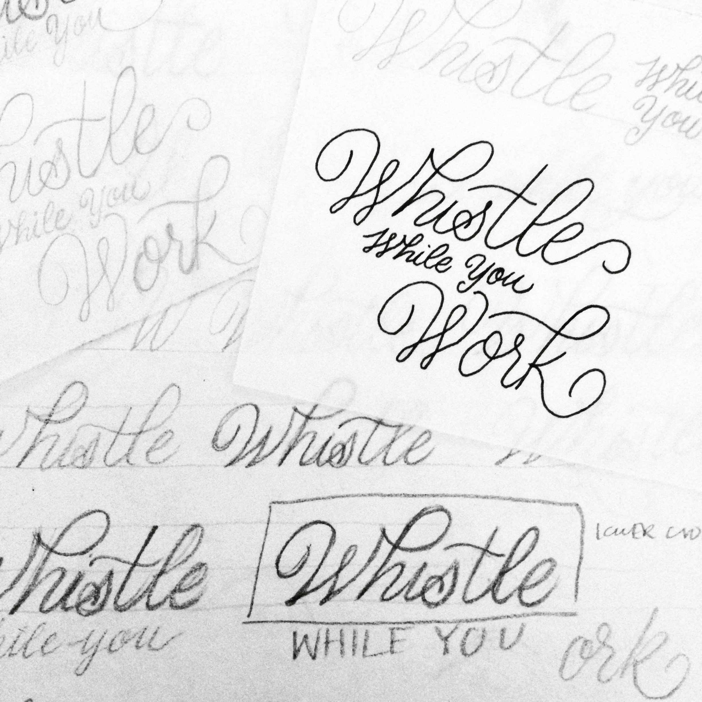 whistle-while-you-work-lettering-process