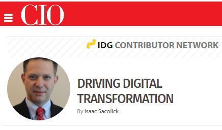 CIO.com Driving Digital