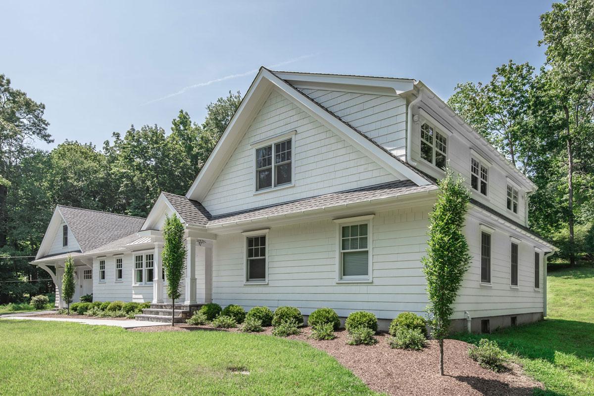 Custom home renovation by Acadia, Fairfield CT