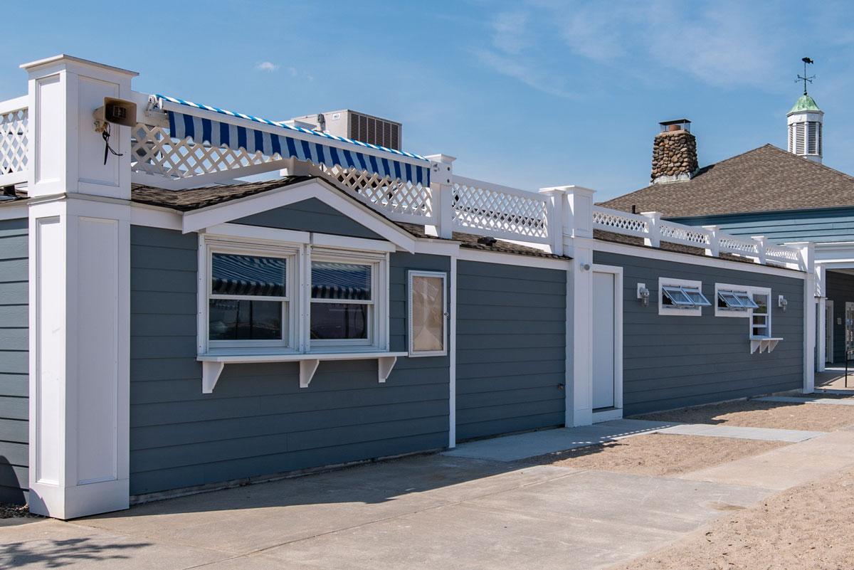 Fairfield Beach Club Renovation by Acadia