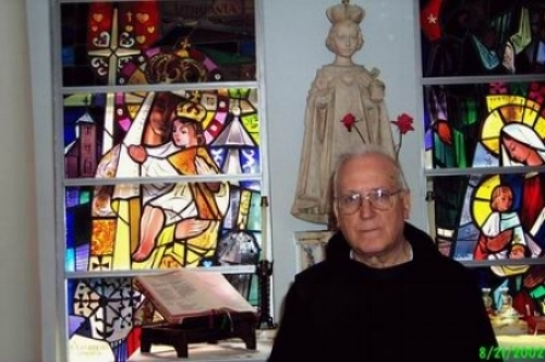Welcome Visitors - I am Fr. John Bacevicius, OFM and I would like to welcome you to our Friary, Chapel, Shrines, Guest House, Gift Shop and beautiful parks.
