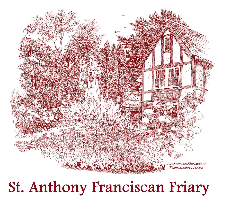 St  Anthony Franciscan Monastery Prayers — ST ANTHONY