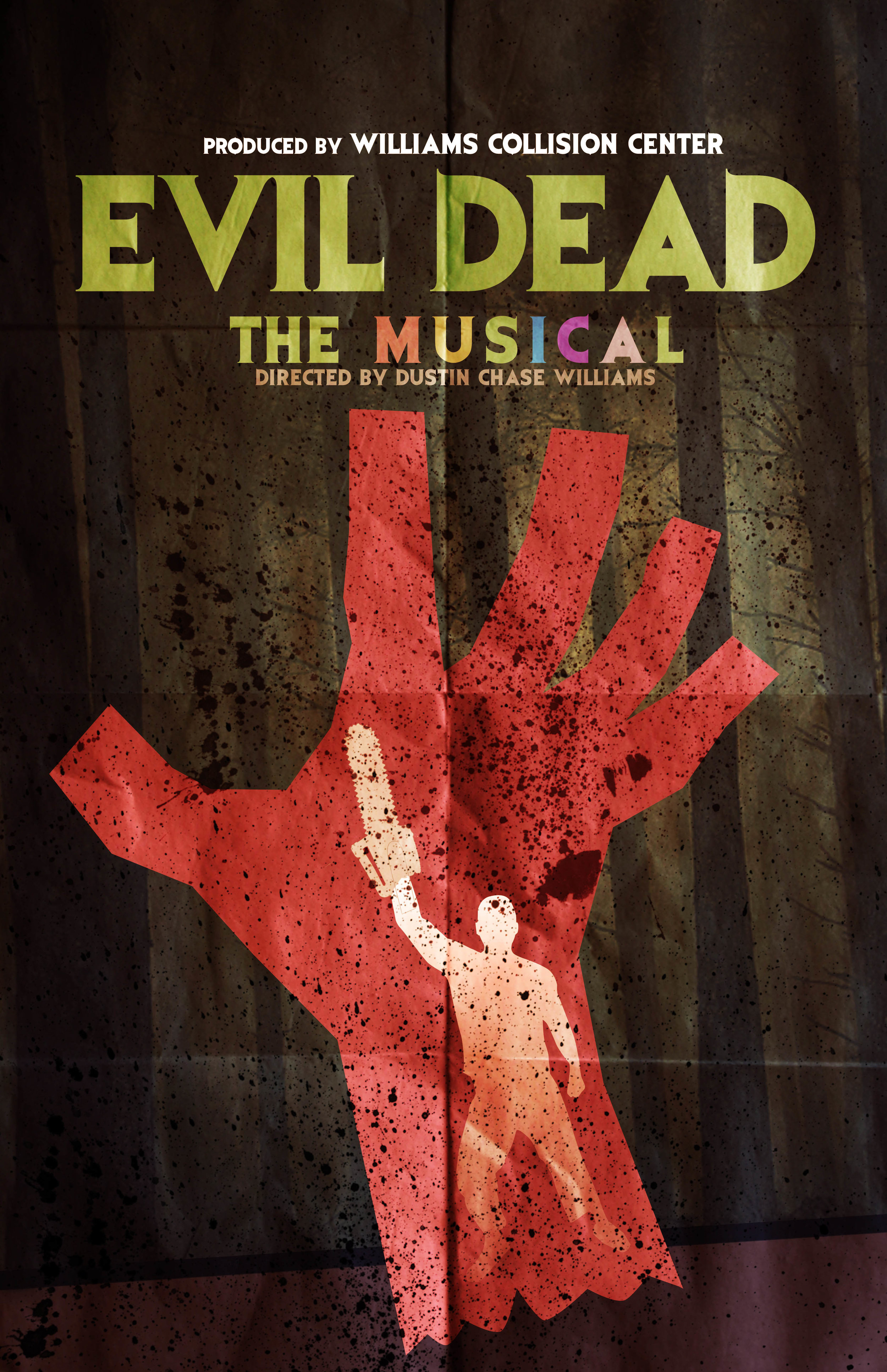 Evil Dead: the Musical!