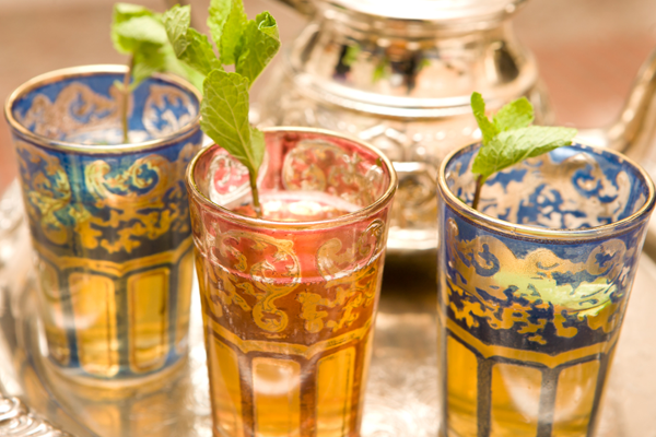 Theme #4: Moroccan Mint Tea