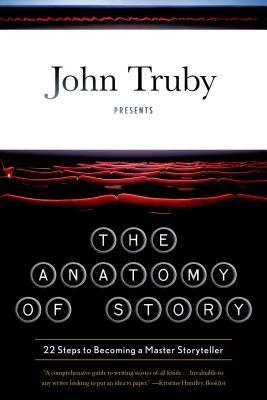 The Anatomy of Story is available on  Amazon .