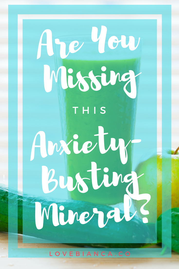 Magnesium for Anxiety #anxietyrelief #anxietyremedies