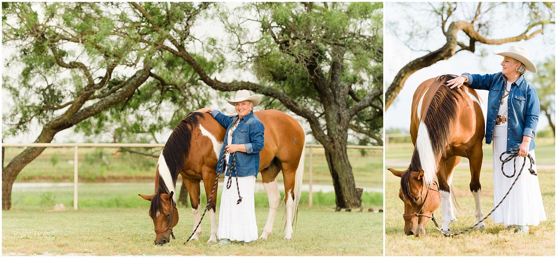 Oklahoma Horse Photographer Rachel Griffin is featured in Chrome Magazine