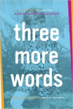 three more words book ashley rhodes-courter