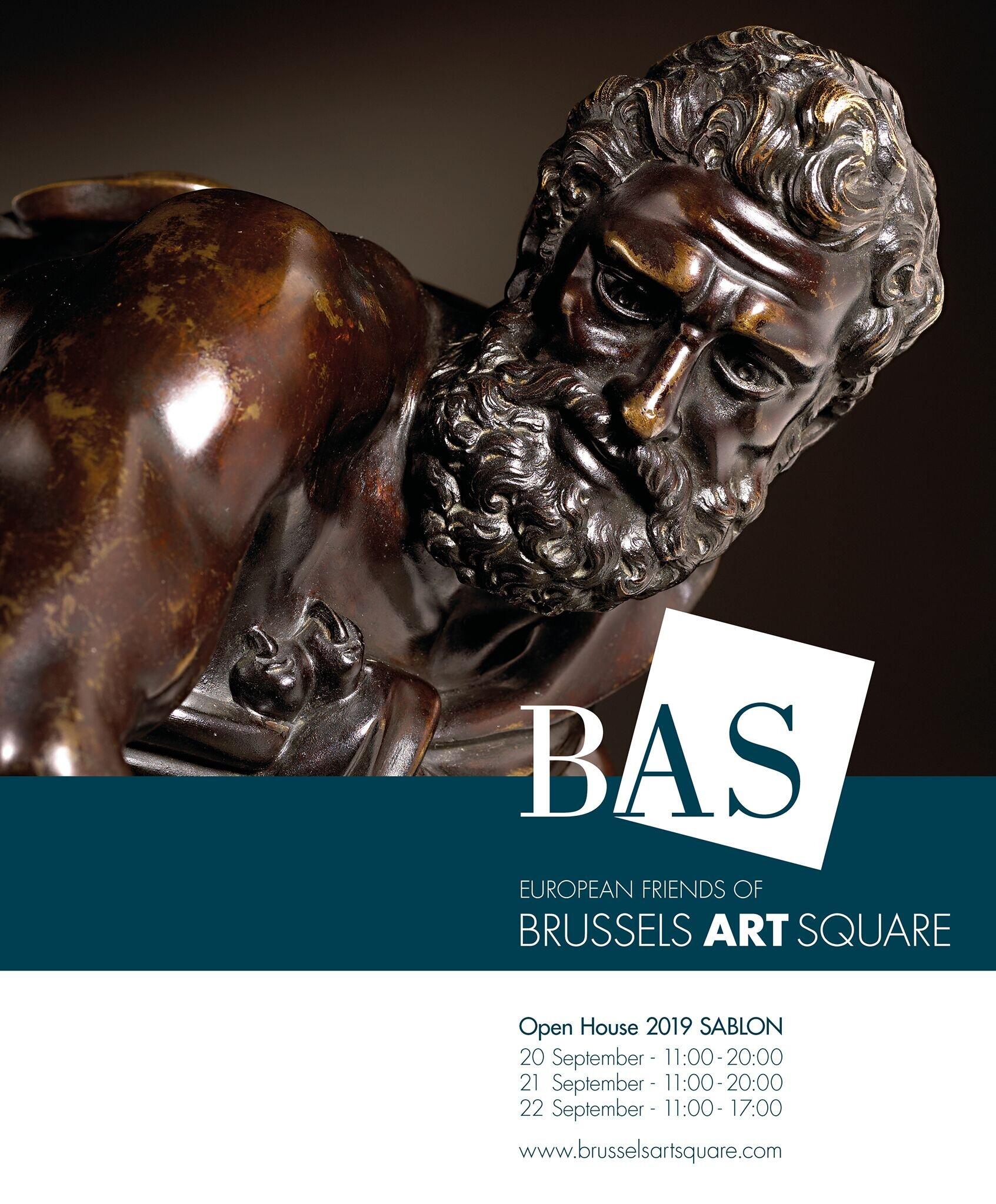 Brussels Art Square 2019 - 20.09- 22.09