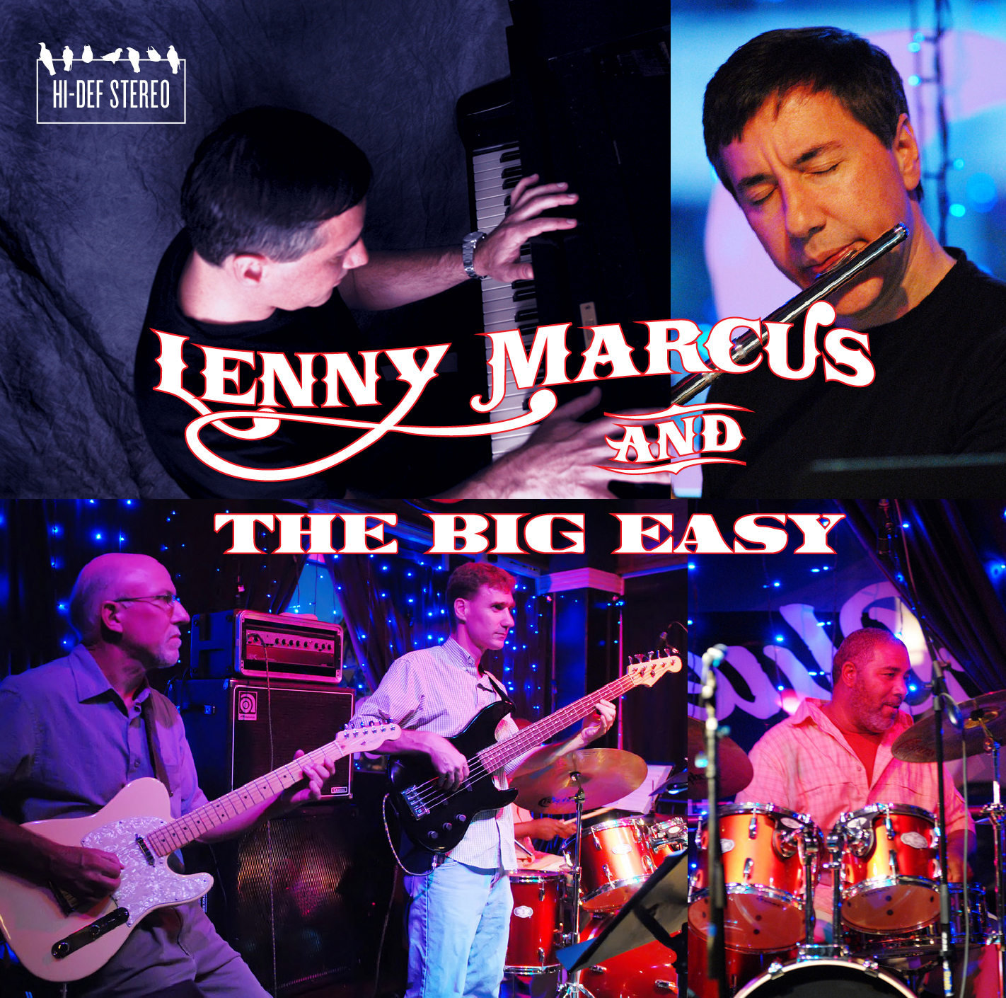 Lenny Marcus and the Big Easy