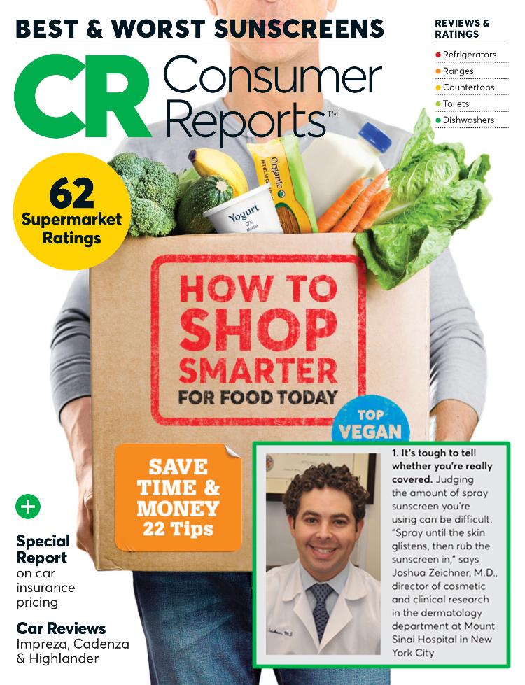 Consumer Reports 7/2017
