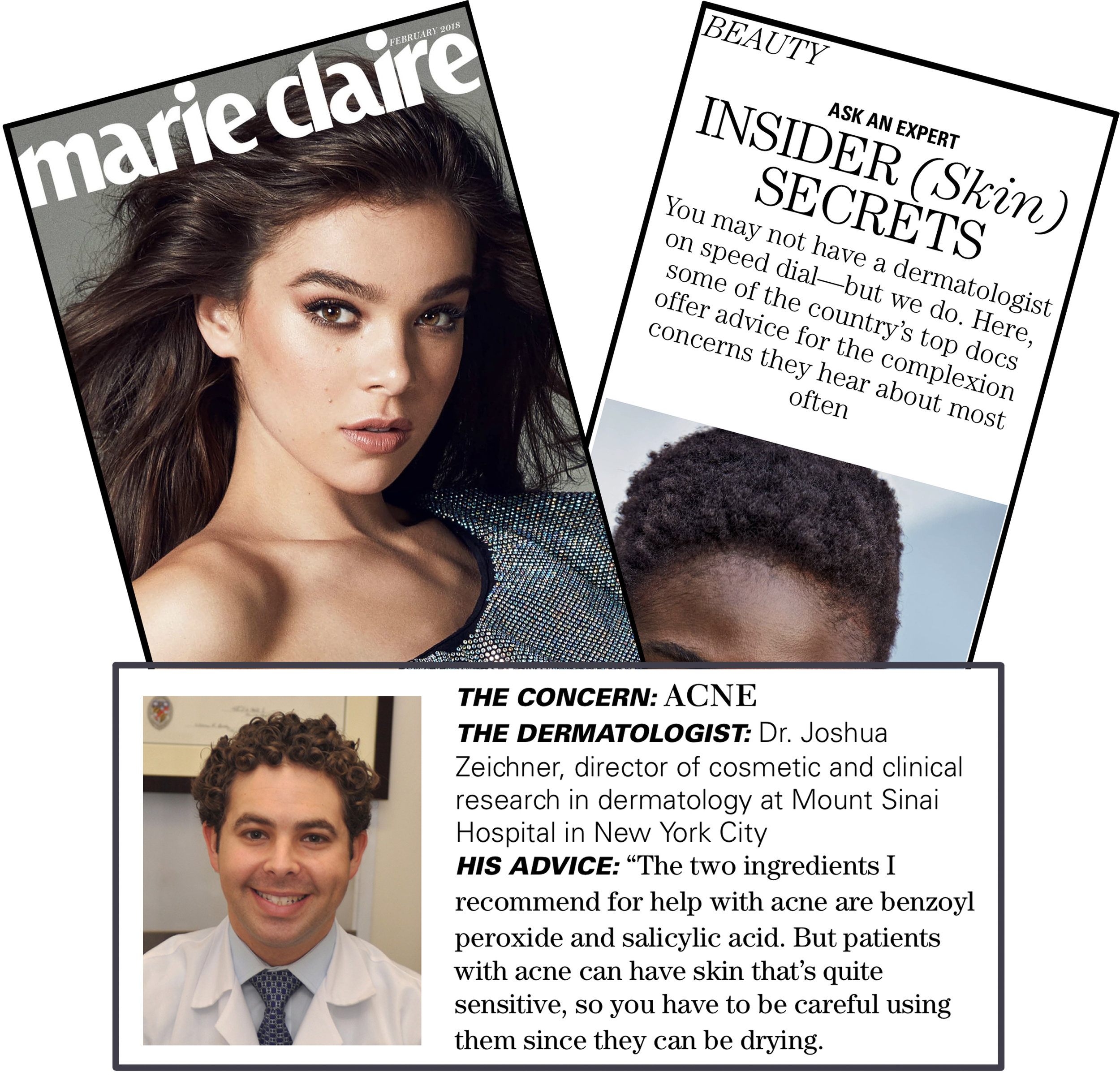 Marie Claire, 2/2018
