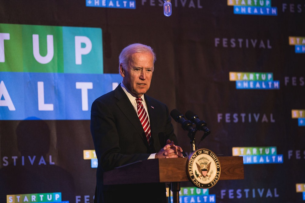 Vice President Joe Biden StartUp Health Festival