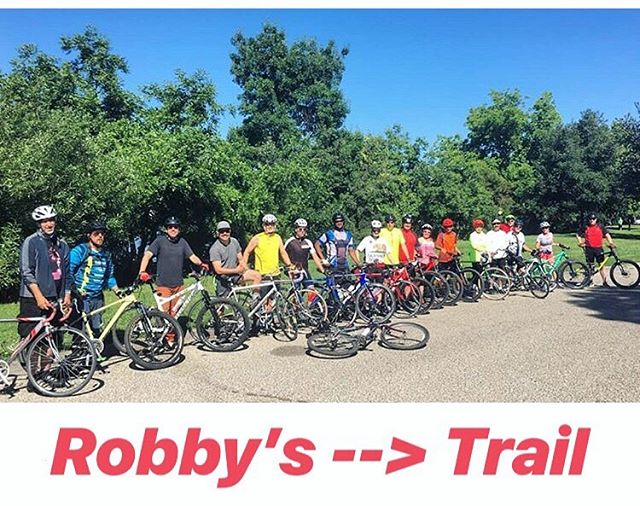 This Saturday's Family/Fun Ride has a special route and destination! We'll meet @robbysbicycles at 9am and venture down to @trailcoffeeco's UOP location! Ride is no-drop and roughly 15 miles in length. Bring a helmet, hydration, a spare tube, and a smile. See ya there!  #sjbike #sjbikecoalition #stocktonca #biketastic #igersstockton #drinktrailcoffee