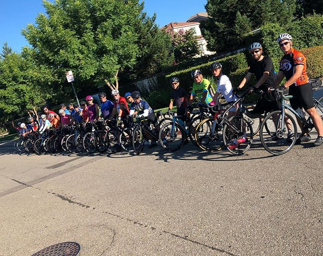 Super fun LSD Ride with this crew yesterday! How 'bout we do it again the first Saturday of September!!! #bikeride #bikelife #sanjoaquincounty #stocktonca #bikelodi