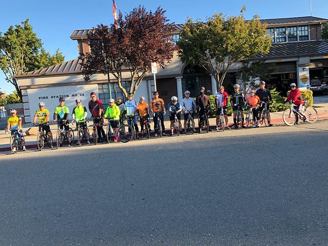 Chilly start to the day, but warmed up pretty quick! Another super fun LSD Ride today! Our next LSD is 11/2, 9 AM! #bikeride #roadbike #stocktonca #bikelodi