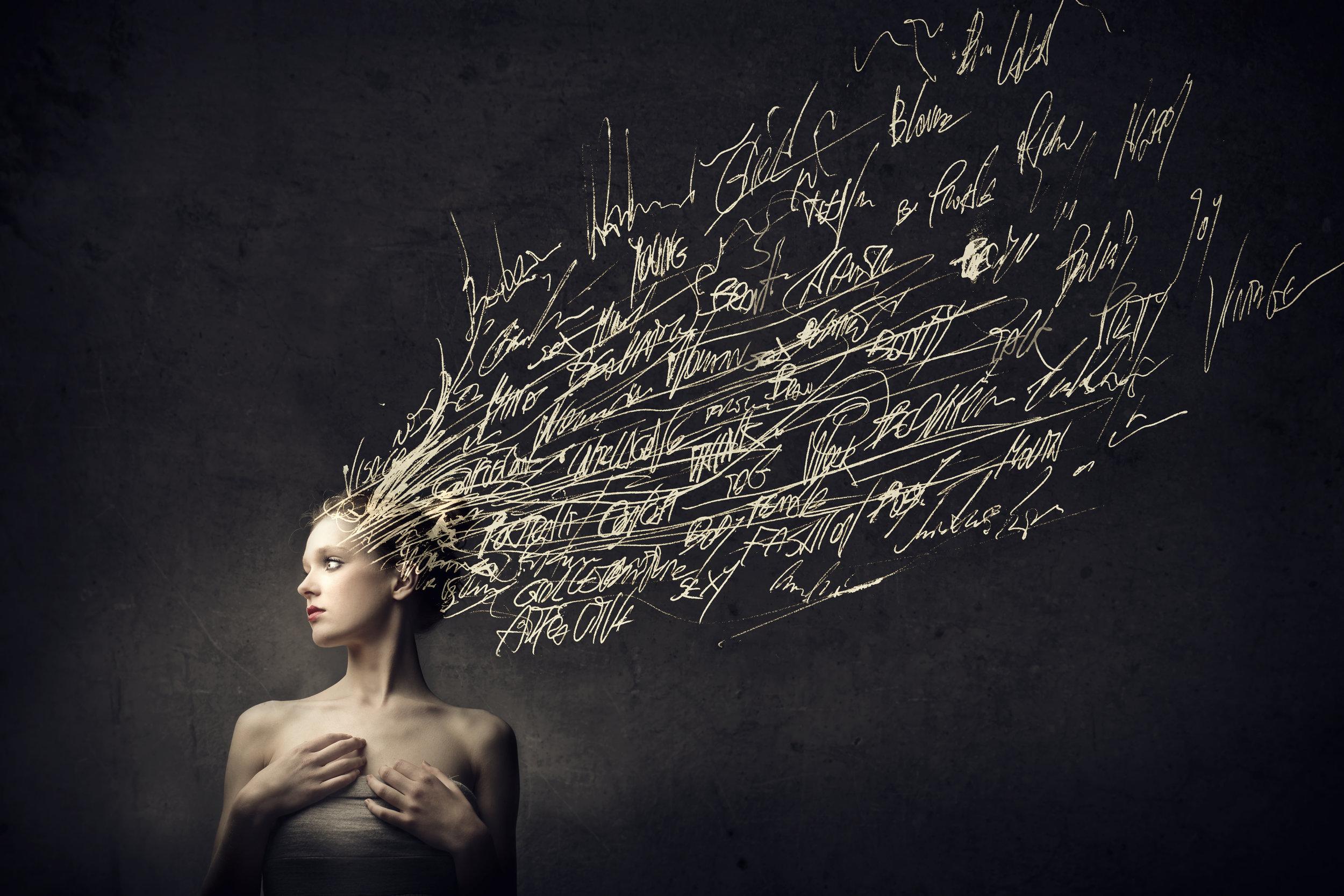 Tangled mind