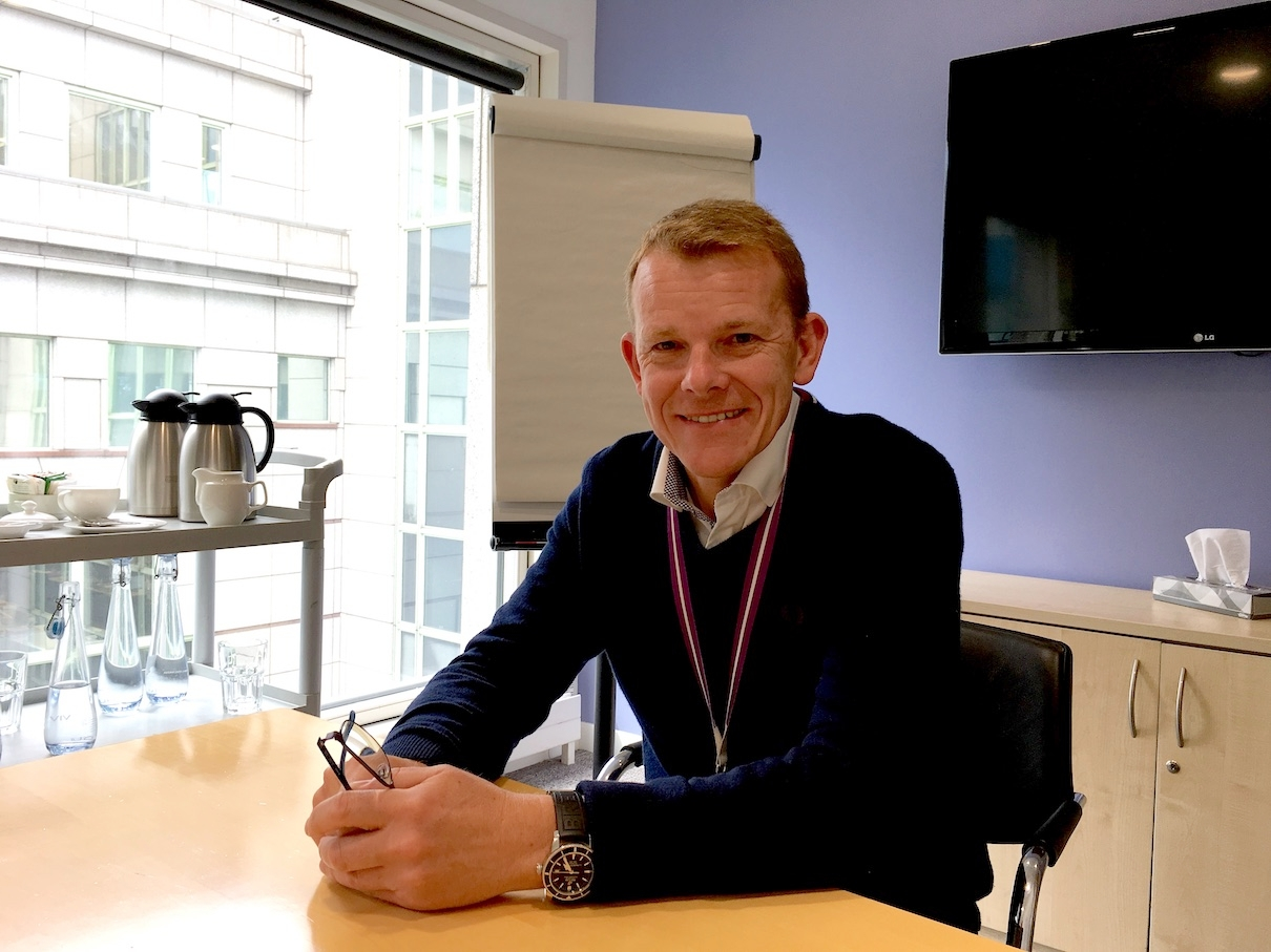 Paul, Default Manager at FSCS