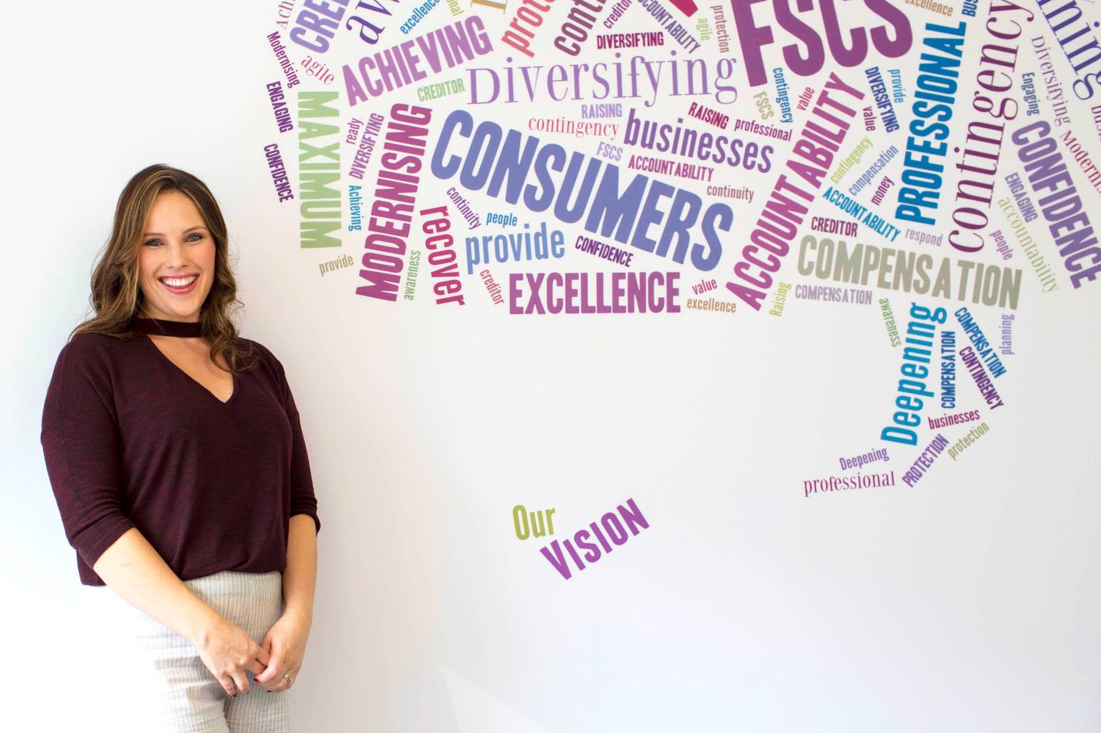 """""""To be successful, businesses need to understand how to tap into the individual talents and skills of every employee; old and young"""" - Emily RoomBusiness Analyst, FSCS"""
