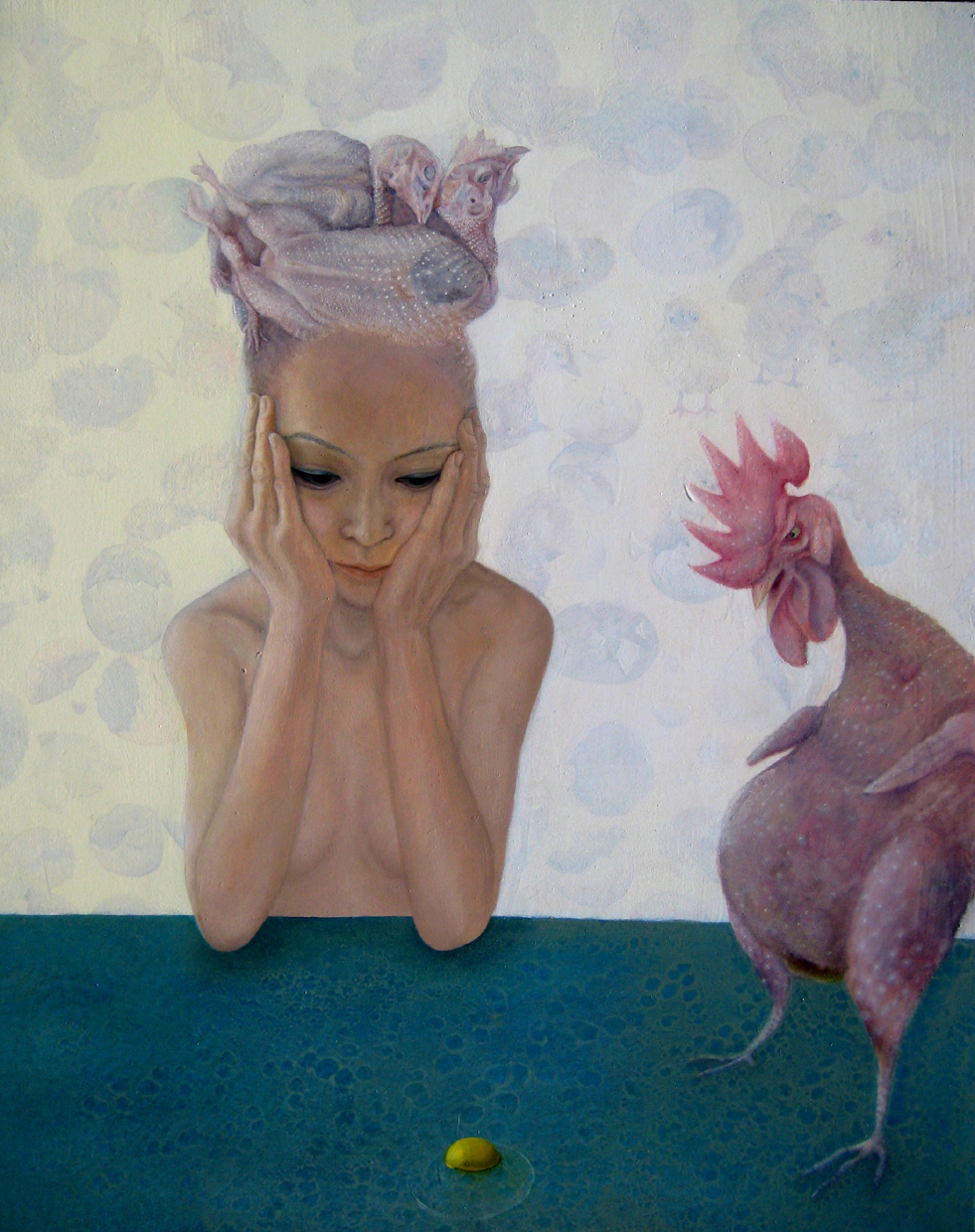 chicken and egg 2