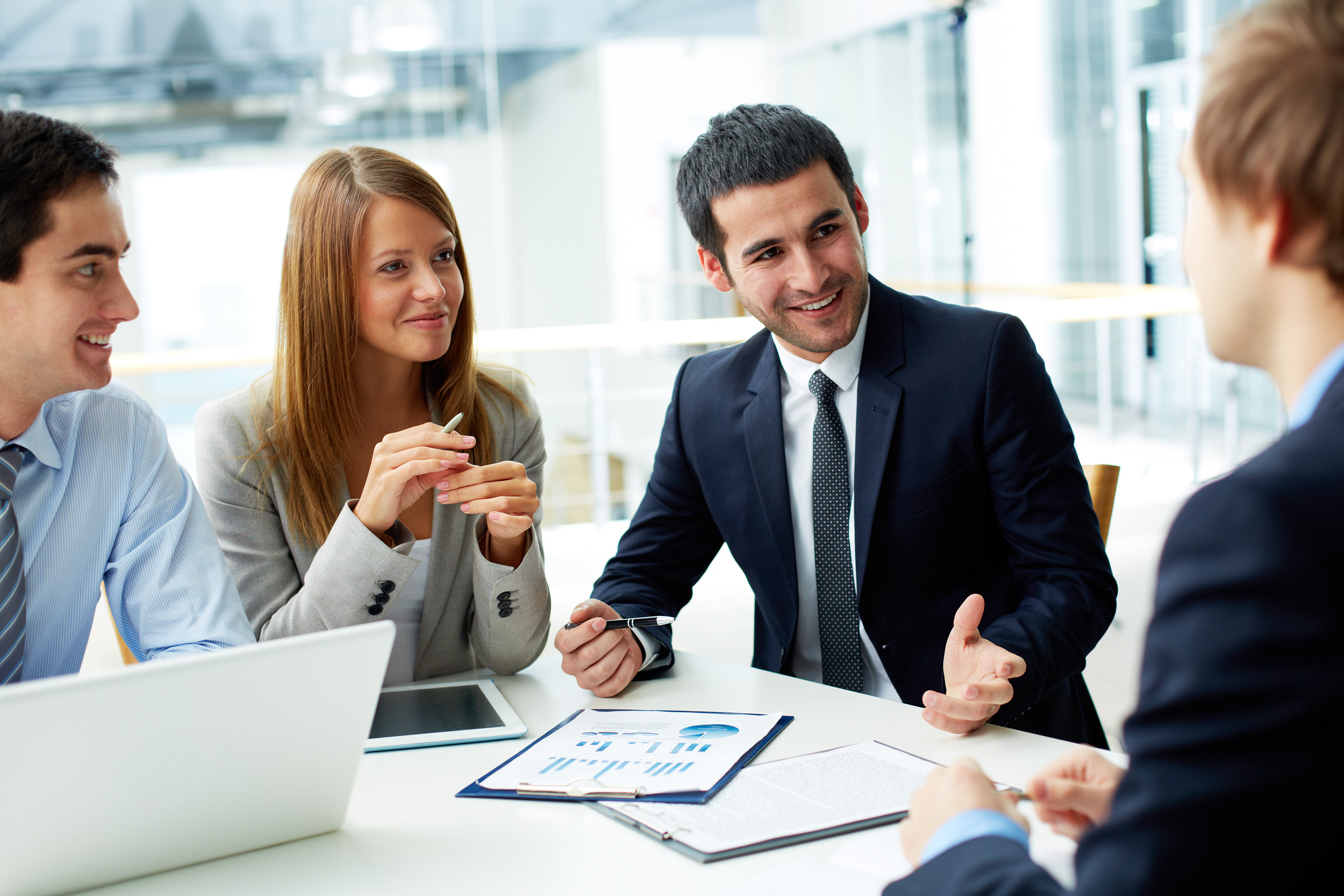 Center for Performance Improvement - Seven Secrets of a Great Sales Meeting