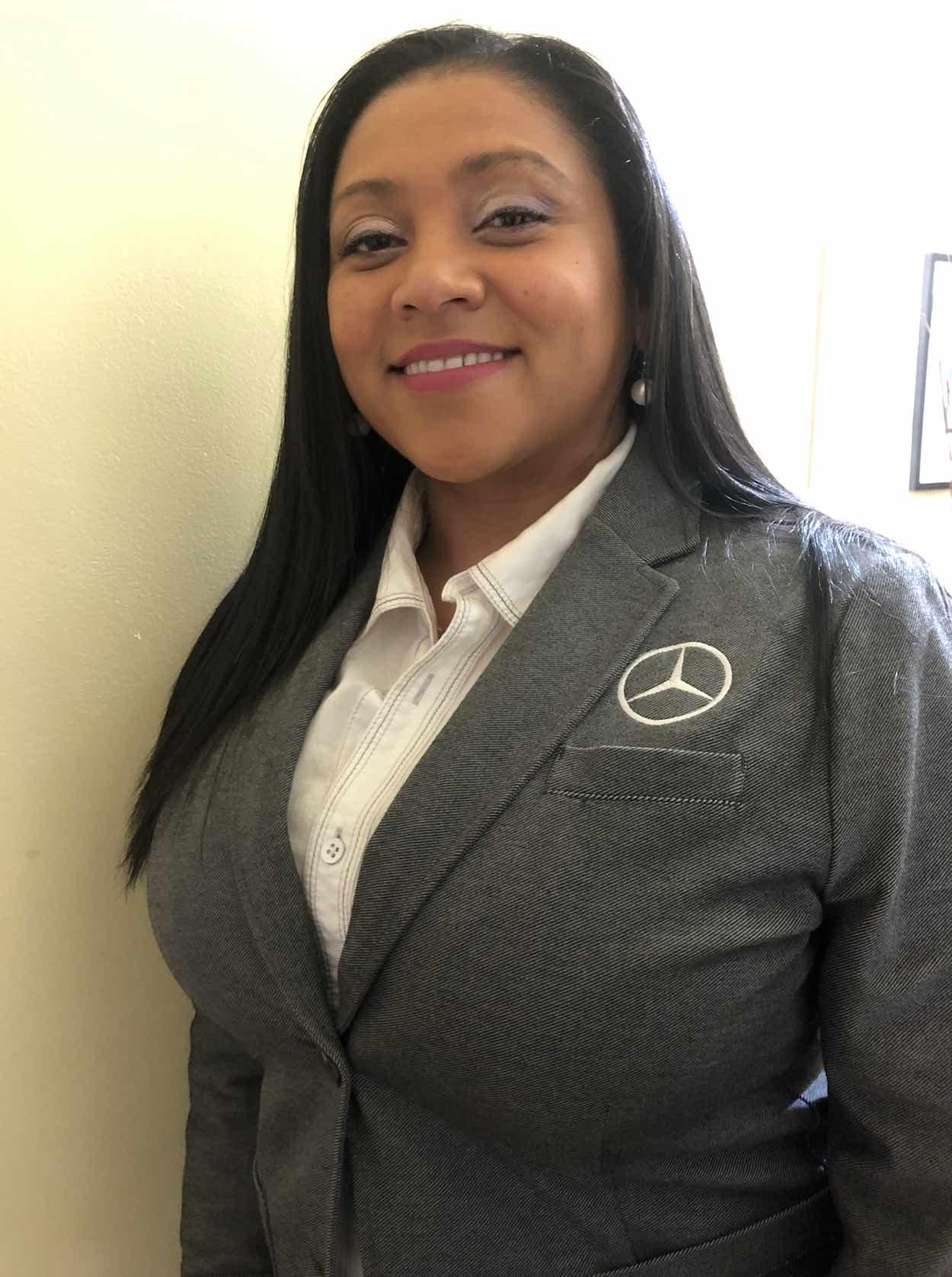Antoinette Gordon-Hessing: Customer Experience Manager at Mercedes Benz of Rockville Center