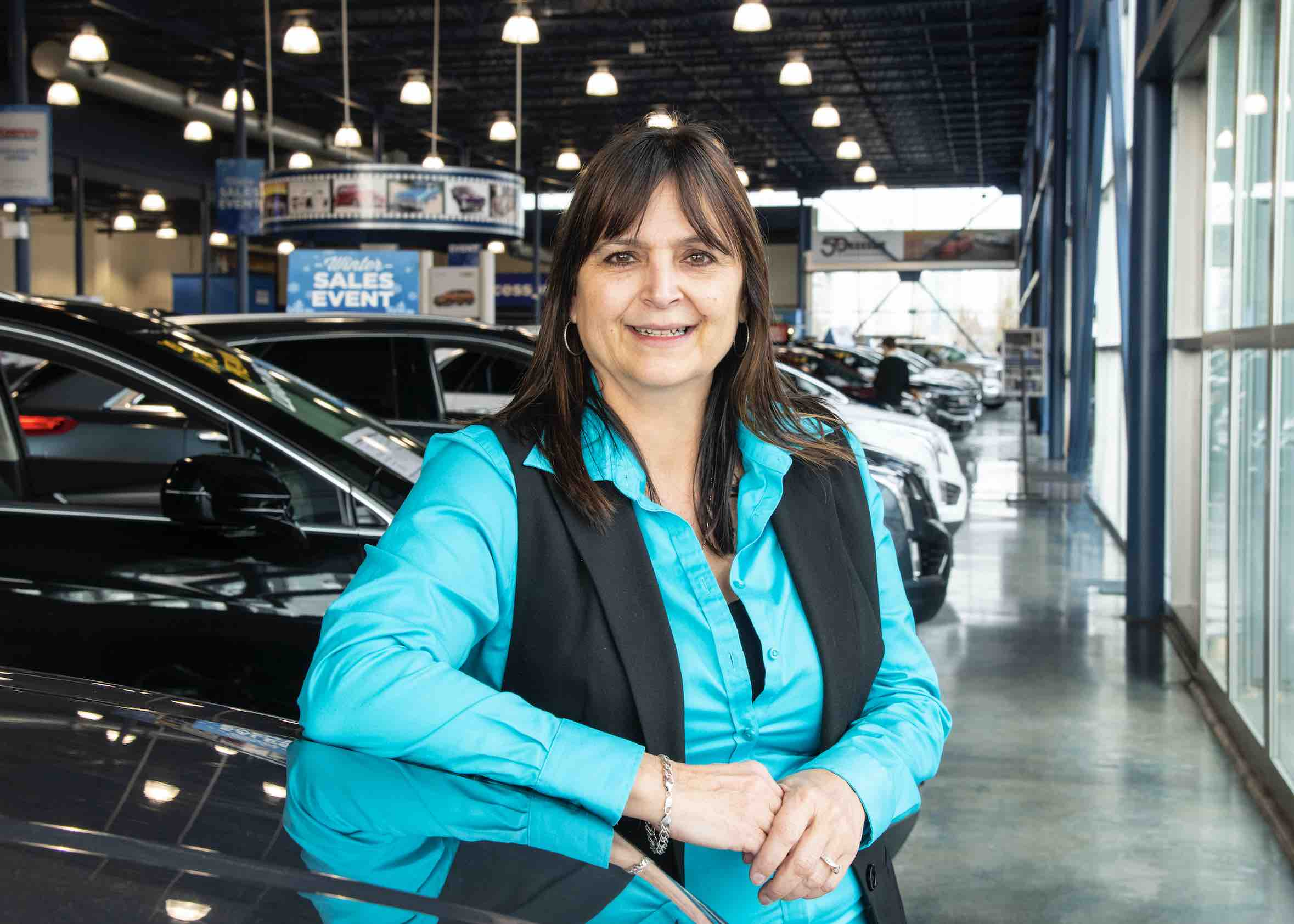 Carlyn Porteous: Director of Fixed Operations at Dueck GM