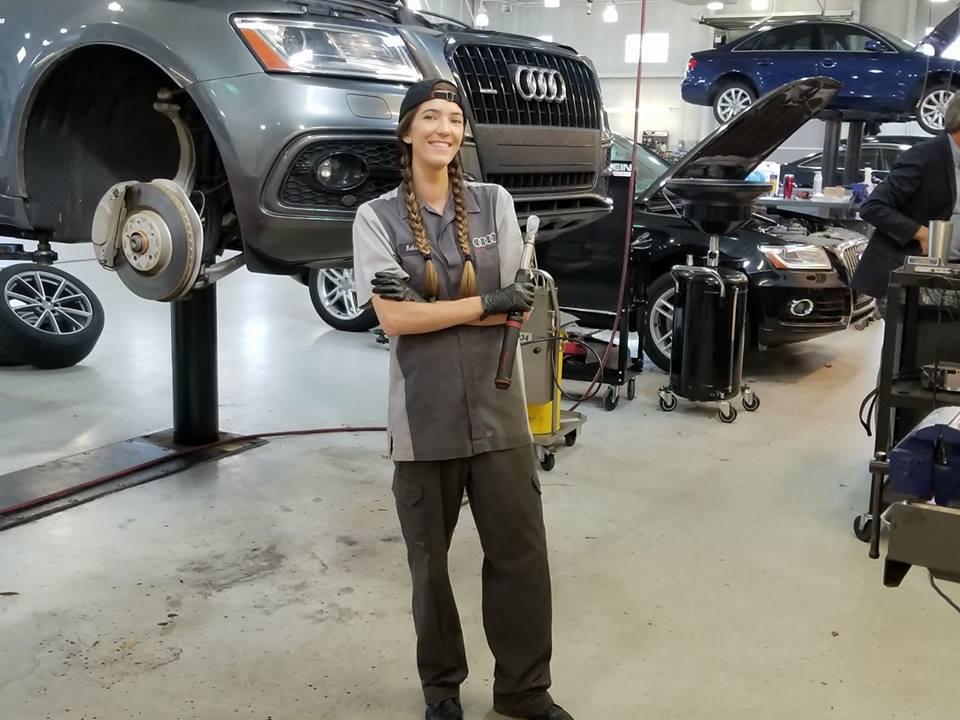Kelsey Williams: Luxury Automotive Service Advisor/Technician at Caliber Collision