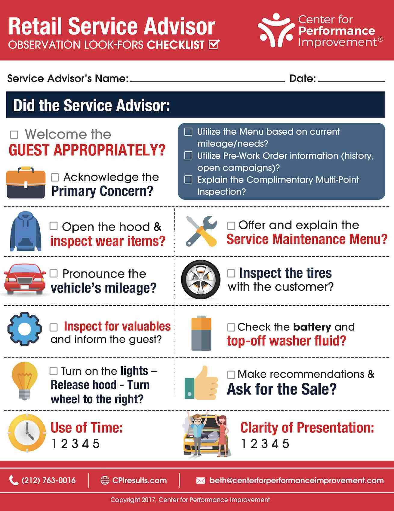 Service Advisor Checklist - Ted Ings.jpg