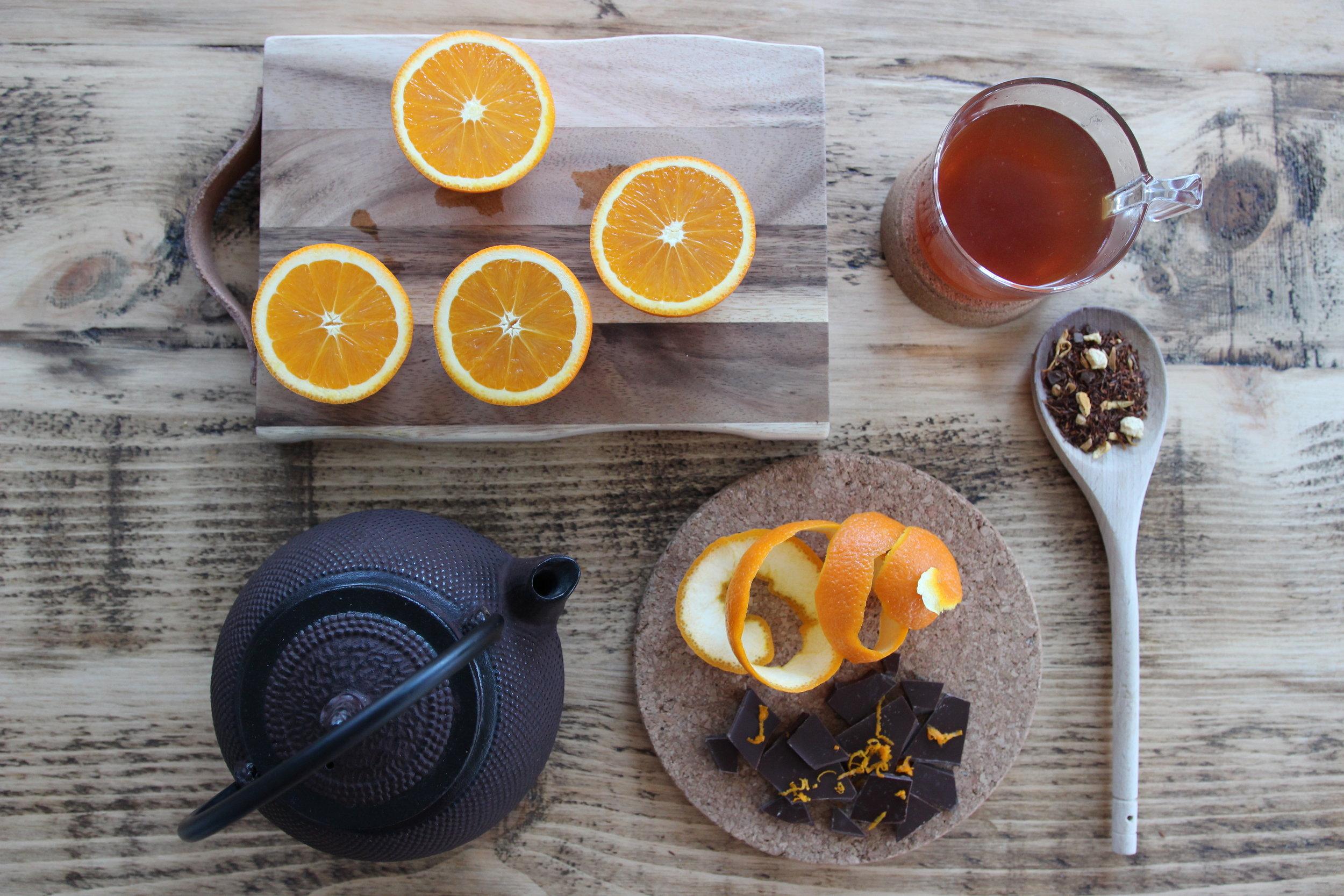 T-OLOGY Loose Leaf Tea Carrot Cake