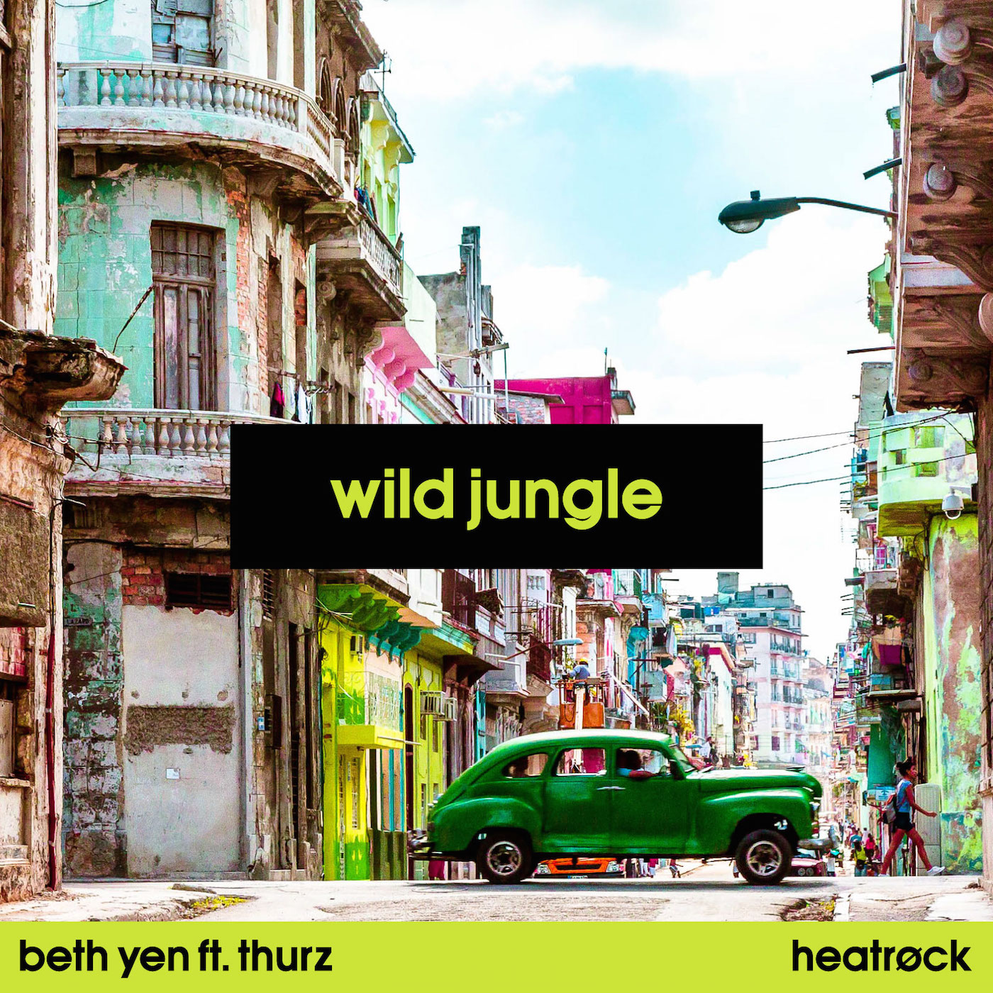 Beth Yen - Wild Jungle (ft. THURZ) - RELEASED