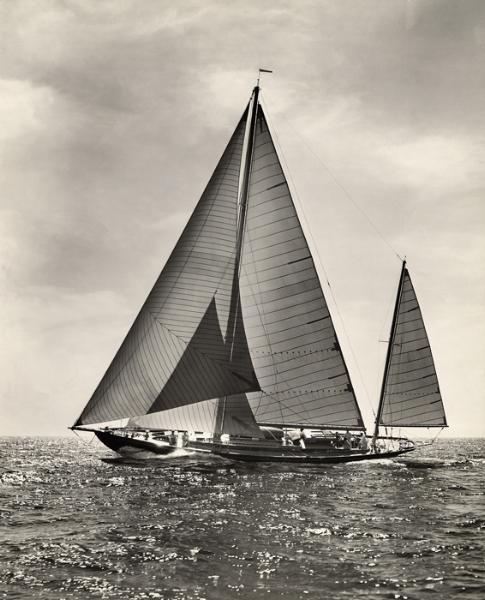 """Escapade"" © Mystic Seaport, Rosenfeld Collection"