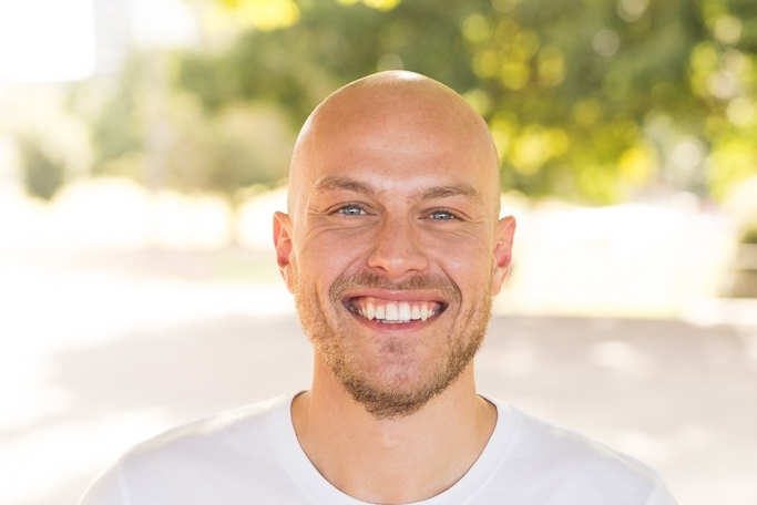 Dion McCurdy, 33, Co-founder of NewVote