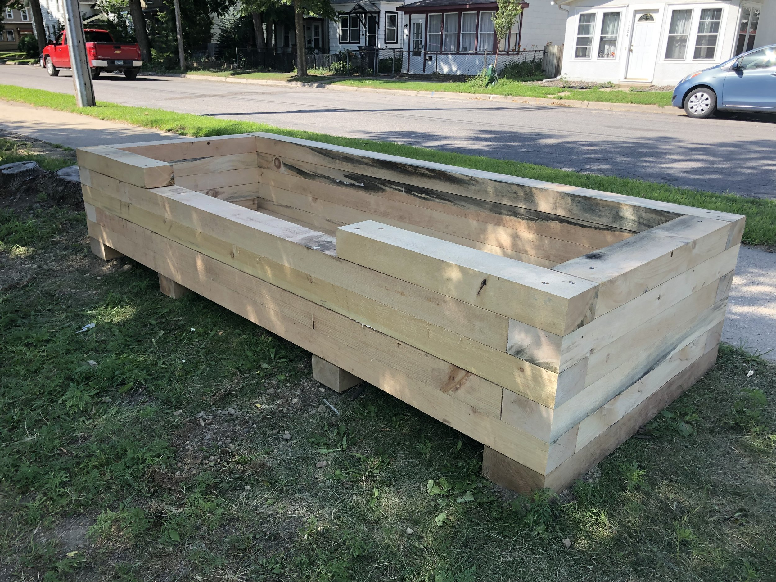 Planter Beds -