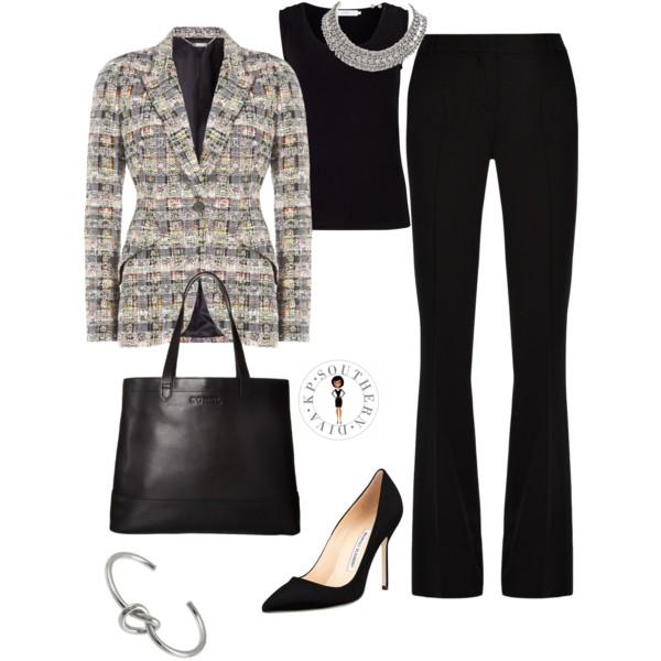 Work Wardrobe Basics2