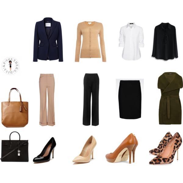 Work Wear Essentials