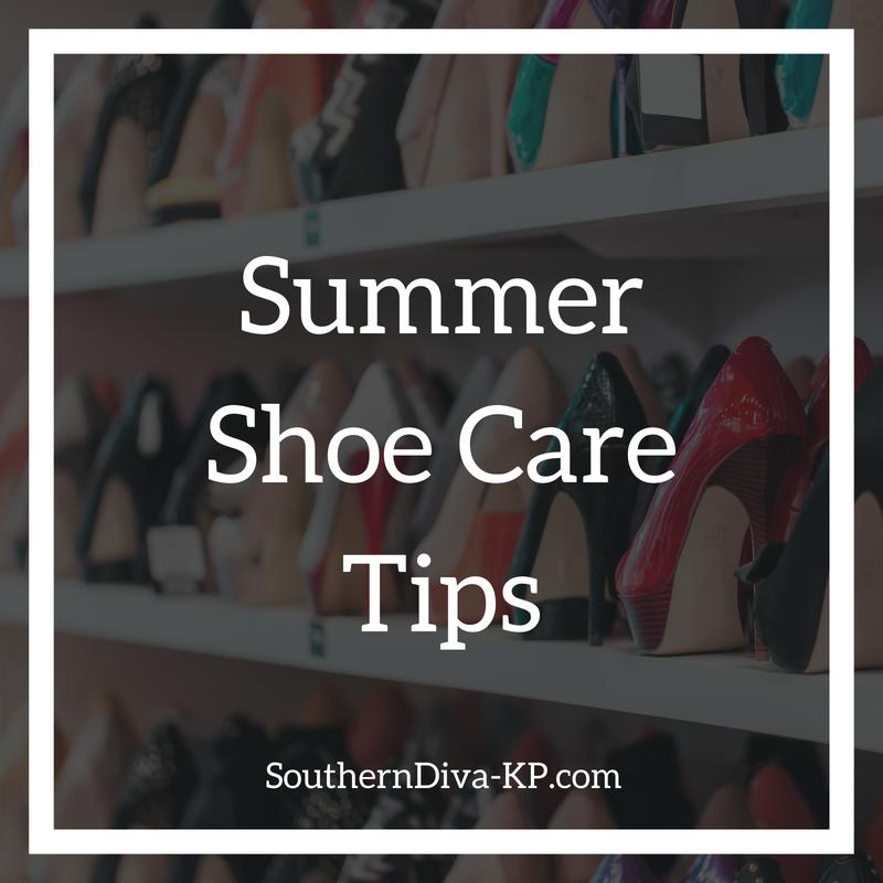 Summer Shoe Care Tips IG