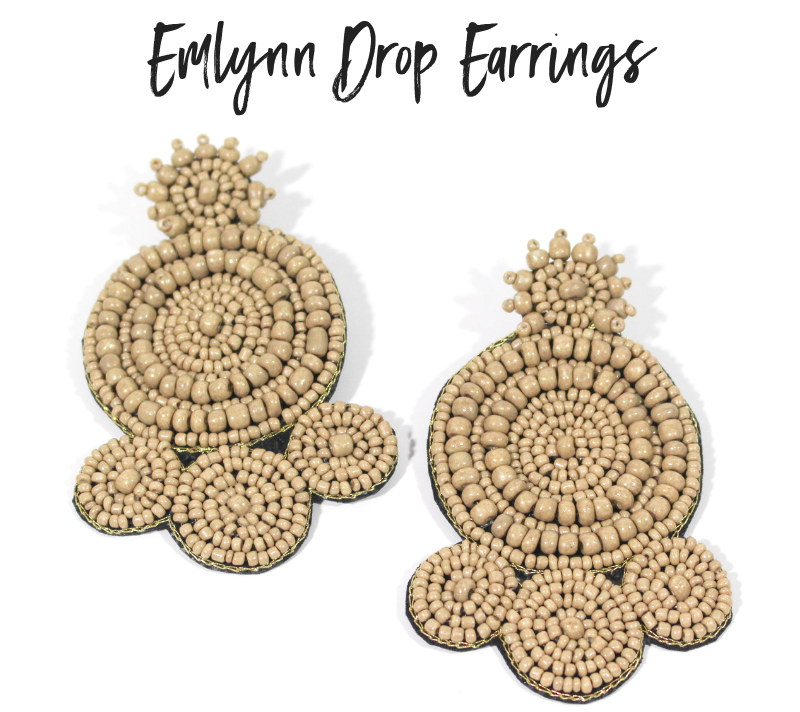 Emlynn Drop Earrings