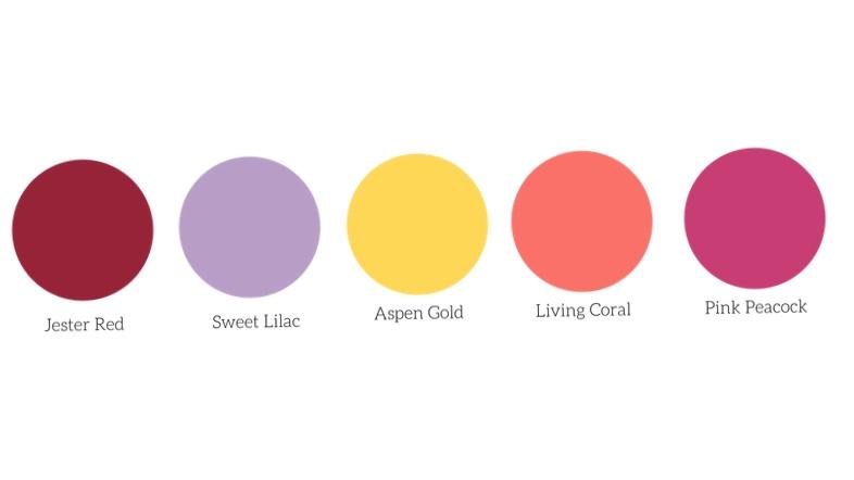 Pantone Colors 1