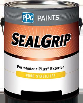 SEAL GRIP® PERMANIZER PLUS® EXTERIOR WOOD STABILIZER