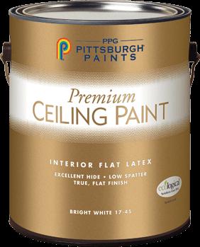 PREMIUM CEILING WHITE INTERIOR FLAT LATEX