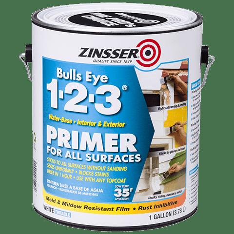 Bulls Eye 1-2-3® Water-Base Primer