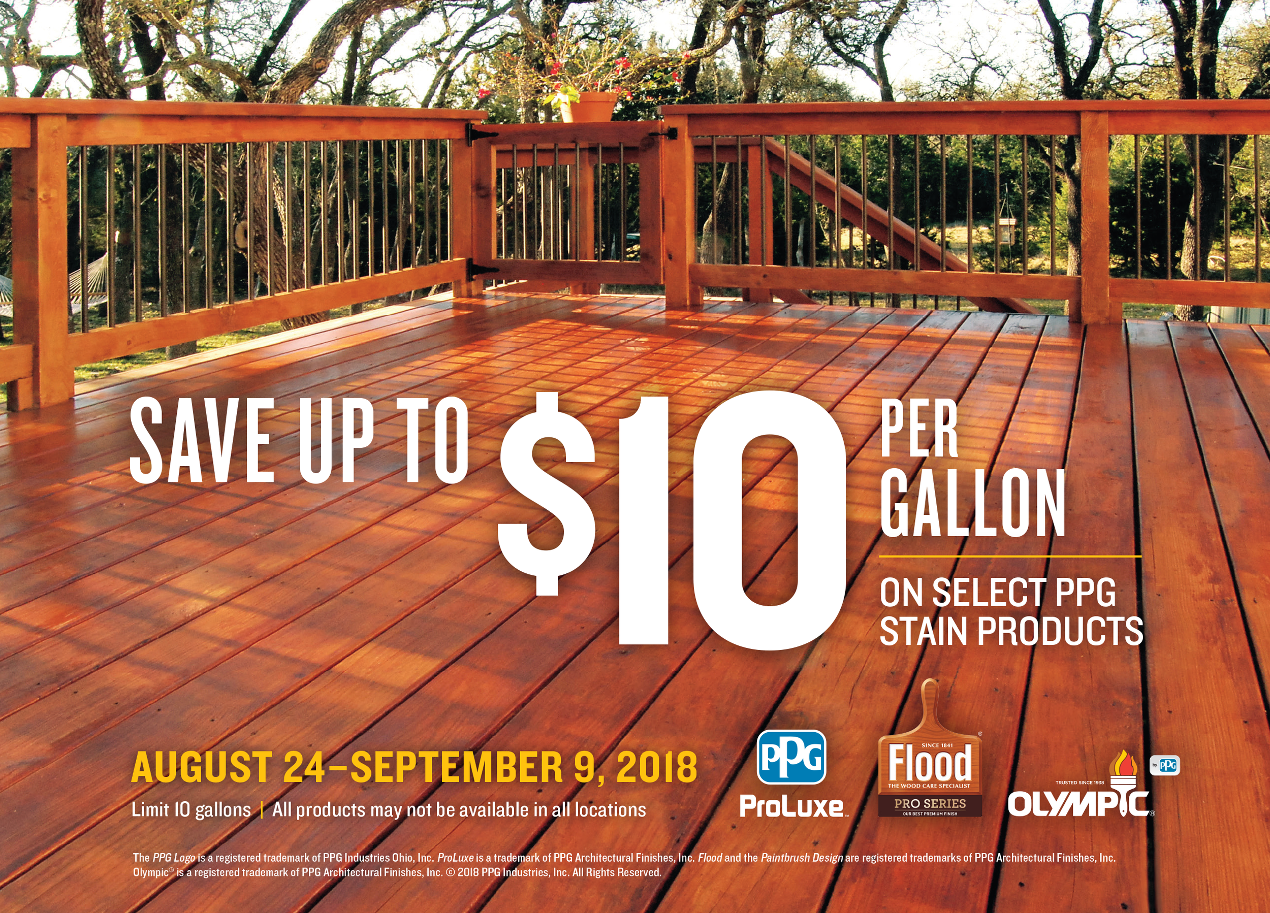 Premier Flooring Design Center Get 10 Off Per Gallon Of Ppg Stain