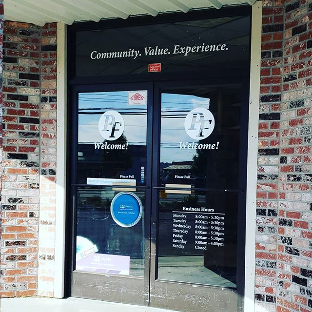 When you walk through these doors you become a part of the Premier family. And we take care of family. ❤
